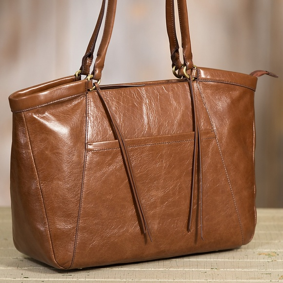 987d1f587f HOBO Handbags - HOBO BAGS real leather tote
